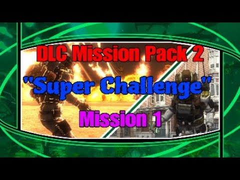 "Earth Defense Force 5 (EDF 5) DLC Mission Pack 2 ""Mission 1 Playthrough"" thumbnail"