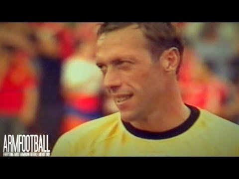 Roman Berezovsky - Legendary Armenian Goalkeeper (part 2)