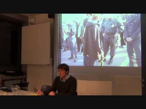 Alexander Bikbov - Russian Street Protest 2011-2012 [GSU Sociology Video Podcasts]