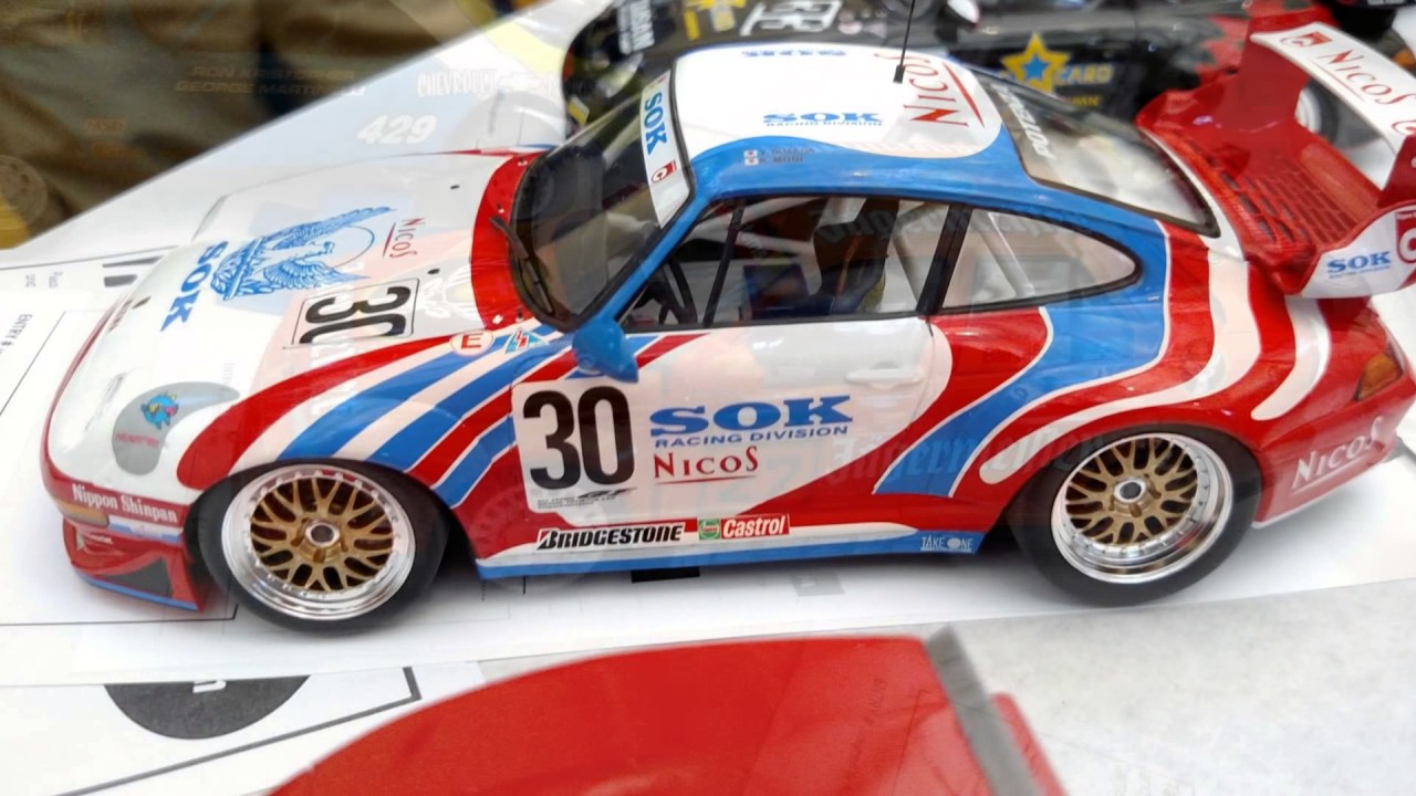 Show Coverage: 2016 ACME Southern Nats NNL Model Car Show