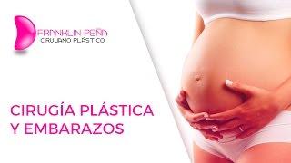 Cirugía Plástica y Embarazos
