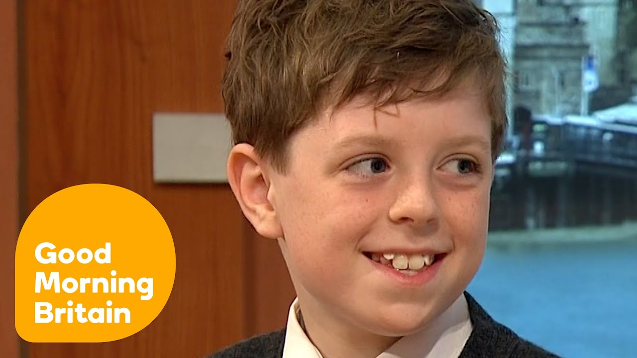 Harry Potter Superfan Reads New Book In Under An Hour Good Morning Britain