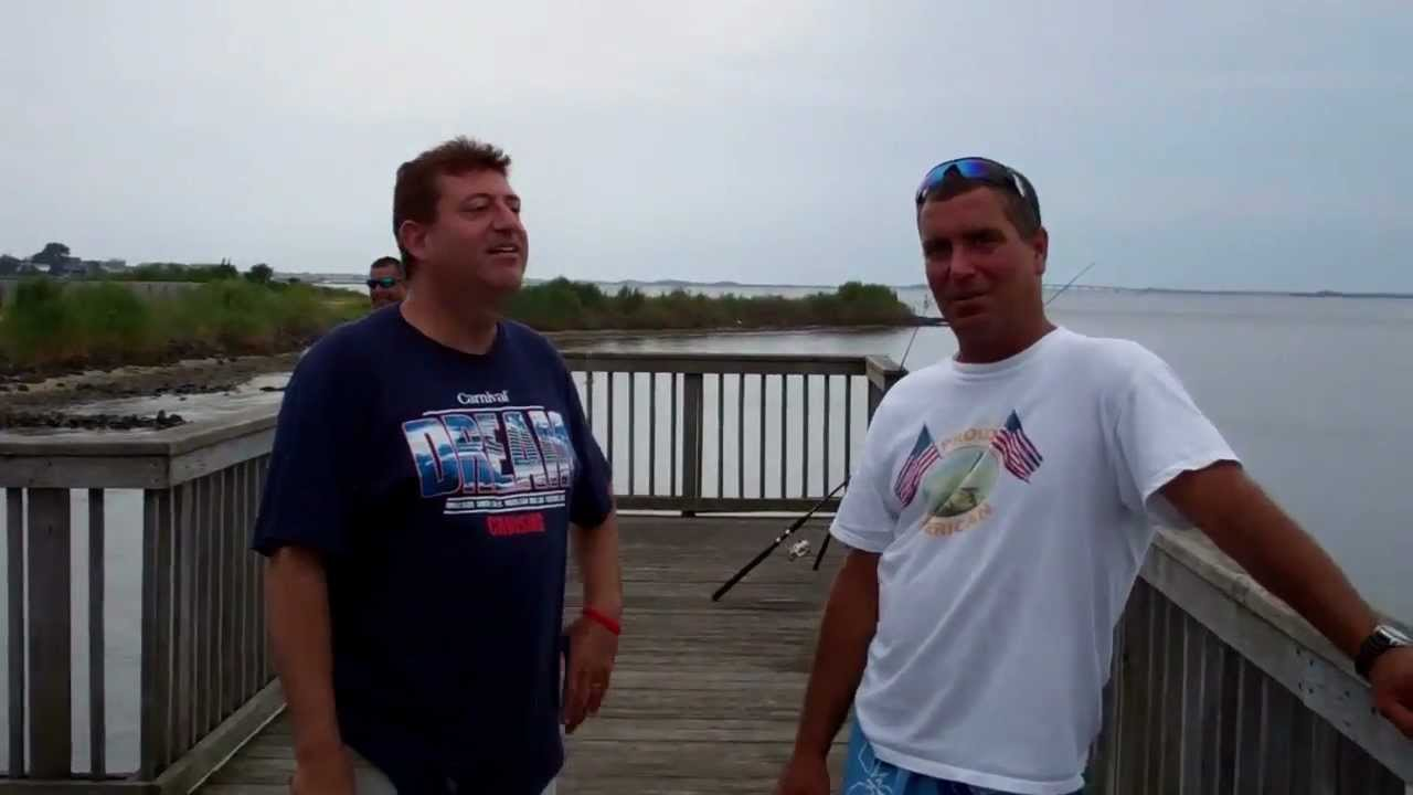Crabbing Long Island