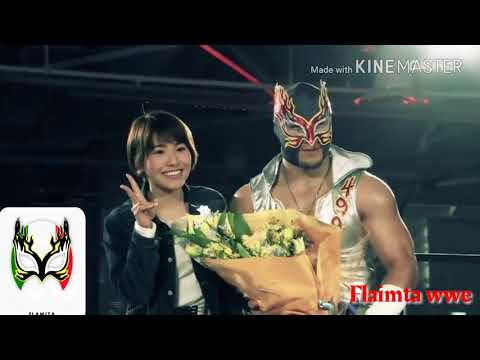 """(OCTAGON JR)  Flamita """"in the name of love"""""""