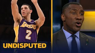 shannon sharpe explains why he was unimpressed with lonzo against the warriors   undisputed