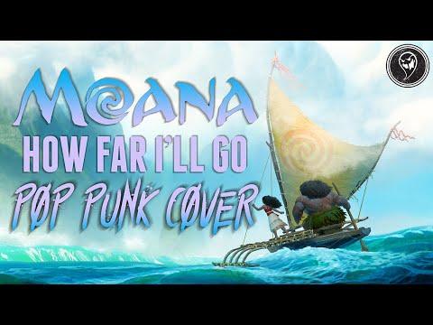 Moana - How Far I'll Go [Band: Boy Hero] (Punk Goes...