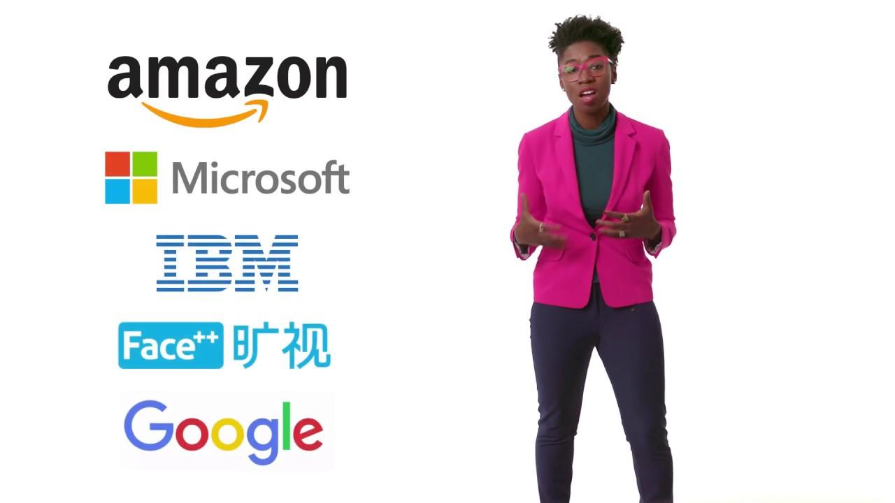 AI, Ain't I A Woman? - Joy Buolamwini