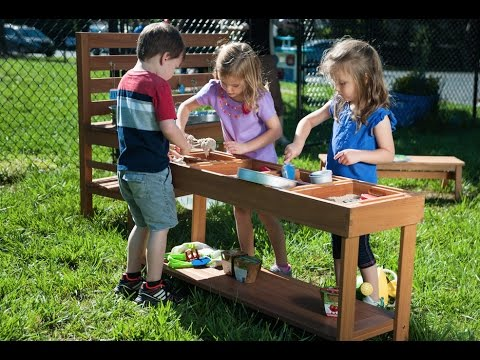 Outdoor Furniture Kaplan Early Learning Company Youtube