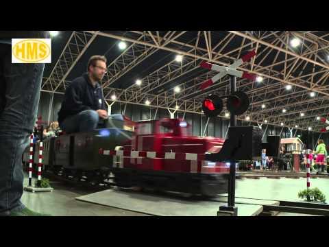 Dutch Railroad Crossing - AHOB at Eurospoor 2014 (2) (HMS)