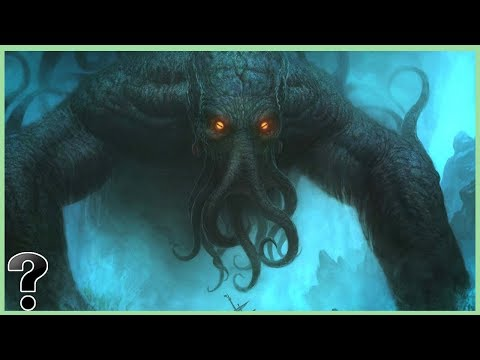 What If Cthulhu Was Real?