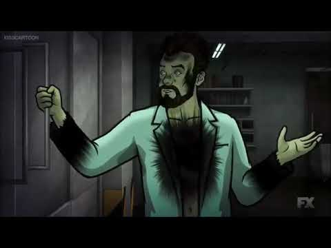 Archer's Dr. Krieger's best moments