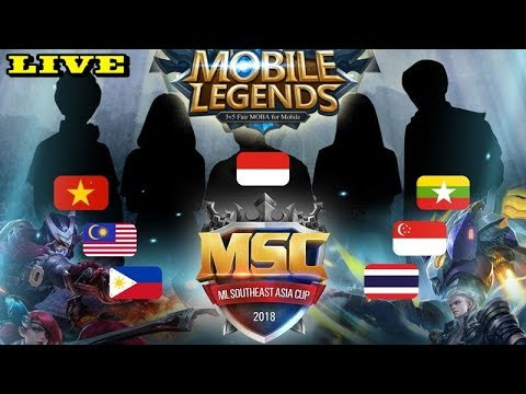 🔴 [LIVE] Mobile Legends Championship Day 1 | MSC 2018 - MOBILE LEGENDS