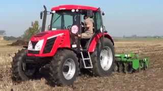Agroma Kutno - pokazy polowe maszyn rolniczych