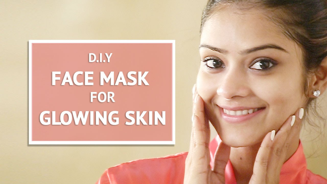 Face Mask For Radiant Glowing Skin Glowing Skin Remedy Home Remedy Face Pack Youtube