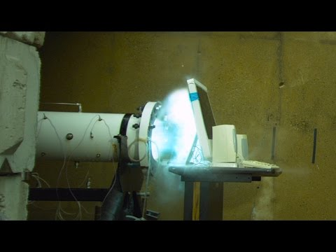 Download Youtube: Combustion Tube in Slow Motion - The Slow Mo Guys