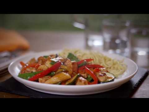 Sweet And Sour Stir Fry Recipe With Quorn Pieces