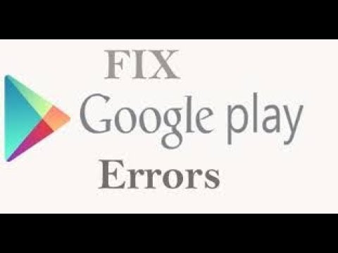 [How to Fix] Google Play Error 491/492/495/498/919/920/923/927/941 Android Devices | 100% solution !