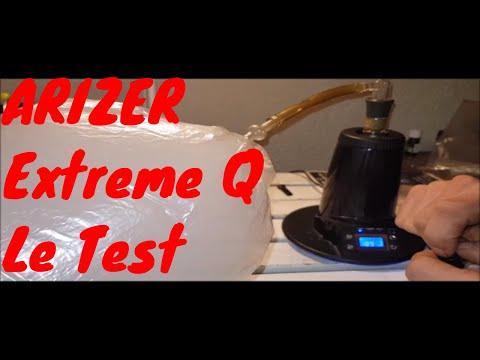ARIZER Extreme Q : Présentation, test et avis du vaporisateur de salon canadien / ARIZER EQ Review