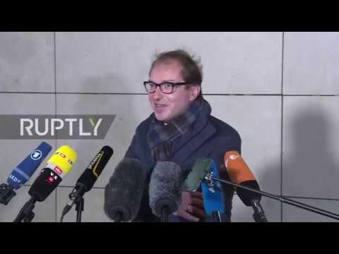 Germany: CDU and SPD reach 'breakthrough' on refugee family reunion