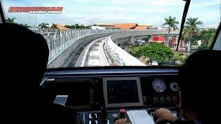 Mencicipi Skytrain Bandara Internasional Soekarno Hatta