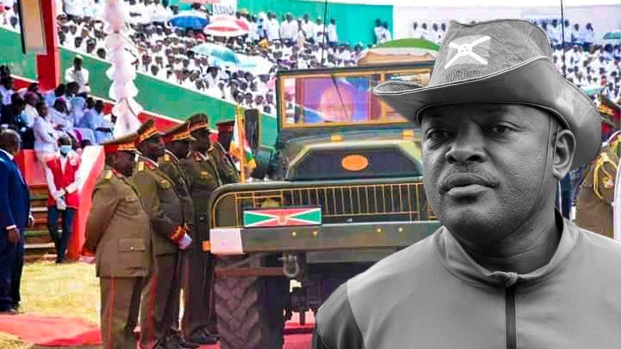 Download DUNIANI LEO JUNI 27 - Maelfu wajitokeza kumzika Rais wa Burundi Pierre Nkurunziza.....