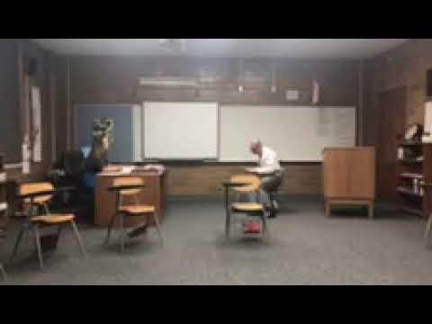 McAuley Catholic High School Drama Class
