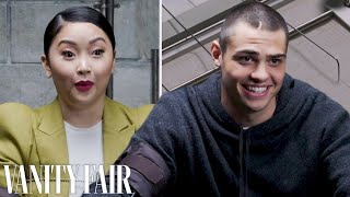 Download Noah Centineo & Lana Condor Take a Lie Detector Test   Vanity Fair Mp3 and Videos