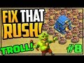 Download Mp3 GEM, MAX, FIX That Rush and TROLL in Clash of Clans! Episode 8