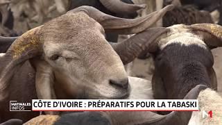 Côte d'Ivoire: préparatifs pour la Tabaski