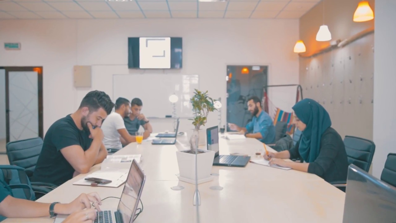 Firstep coworking space a great place to work in algeria youtube