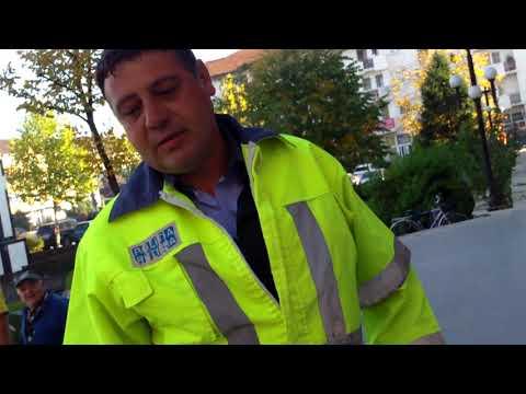 Oleg Brega agresat la Primria Bragadiru - Curaj.TV