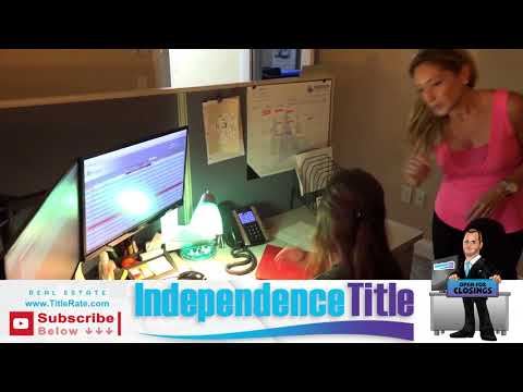 Title Insurance Florida Family at Independence Title