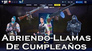 Opening Birthday Flames In Fortnite Save The World - #1