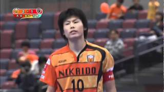 【Fリーグ】 2011 powered by ウイダーinゼリー 第10節 2/4