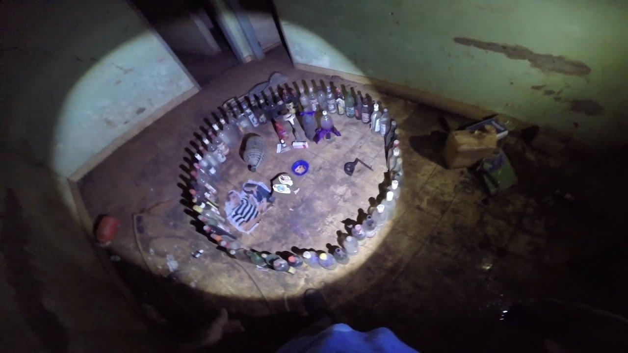 A Casa da MACUMBA   Caadores de Lendas Cenas Reais  YouTube