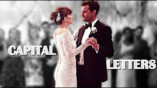 • Capital Letters || Christian & Anastasia [Fifty Shades Freed Soundtrack] + Deleted Scenes •