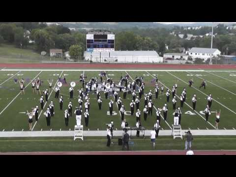 Albert Gallatin Colonial Marching Band