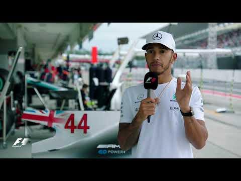 Lewis Hamilton: What Makes Austin Special