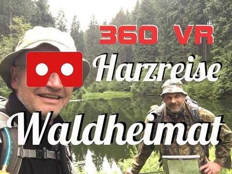360 VR Video Die Harzreise