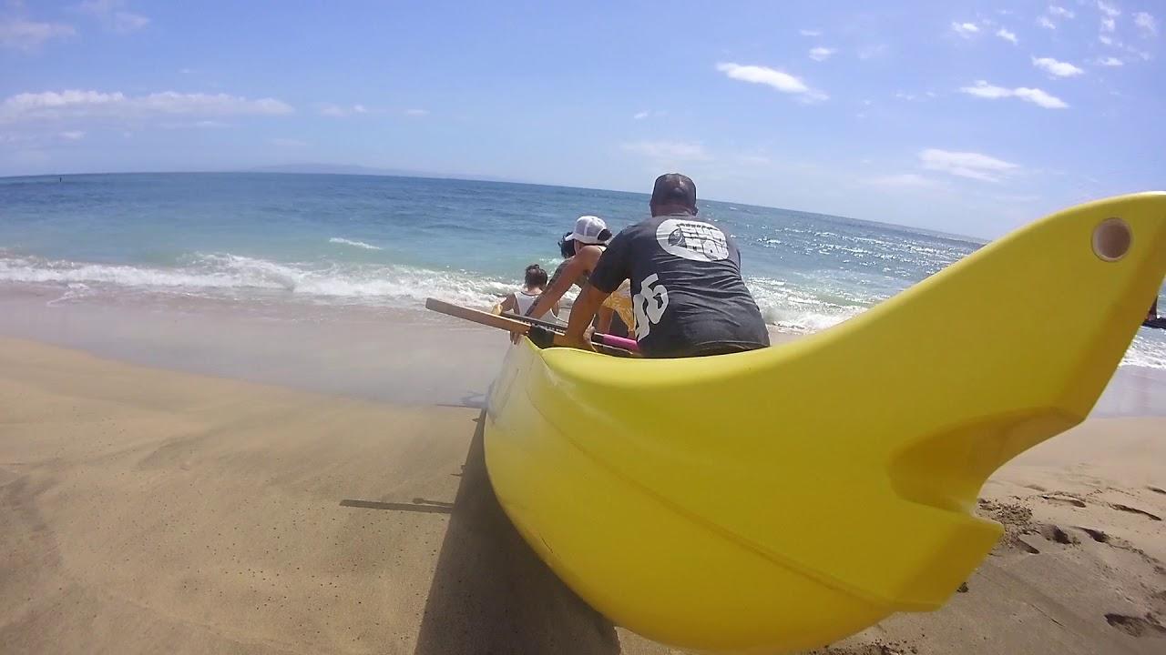 Archie Kalepa Hawaii Tourism Authority Shoot - YouTube
