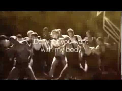 Lady Gaga - Do What You Want ft. R. Kelly - Lyrics video