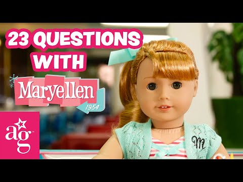 23 Questions With Maryellen Larkin   American Girl