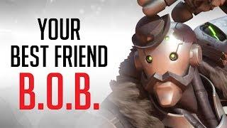 Top 10 BOB Combos in Overwatch