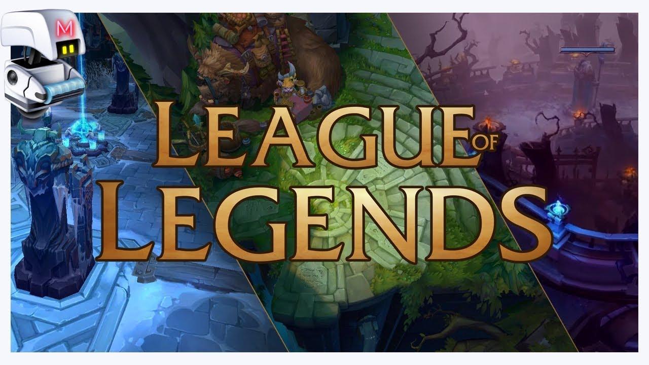 League of legends no inicio era o verbo