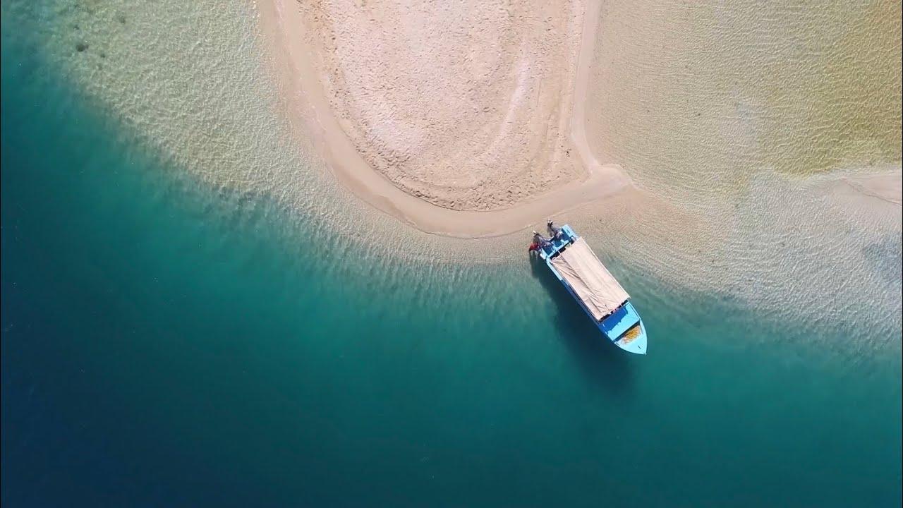 رحلتي لشواطئ #نيوم و#أمالا والدخول لجزيرة داخل البحر الأحمر