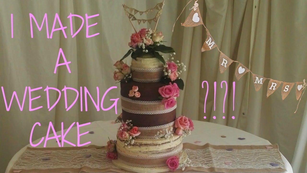 Vegan Wedding Cake Loomoo