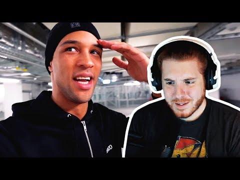 Unge REAGIERT auf Simon Desue hackt YouTuber! | #ungeklickt