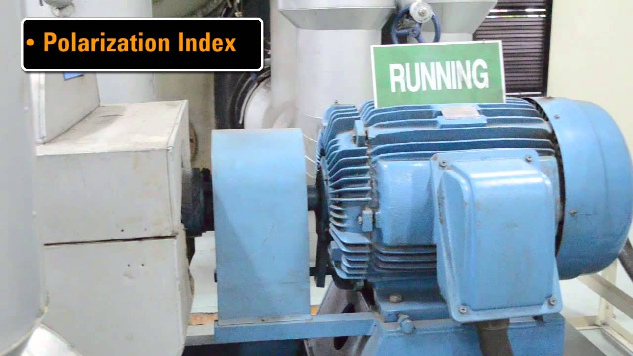 Motor Windings Insulation Resistance Test Demo (Part 1) - YouTube