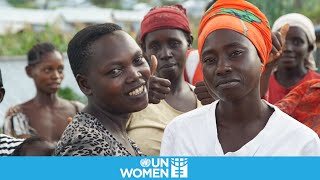 #ShareHumanity: Women in humanitarian crises