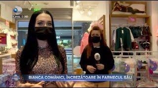 Stirile Kanal D (21.04.2021) - Bianca Comanici, bustul generos o face mult mai increzatoare!